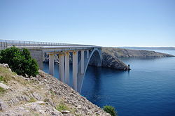 Bridge in Pag